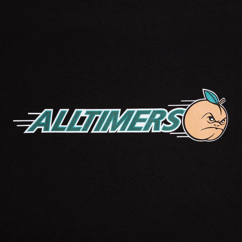 Alltimers Alltimers Mad Tee - Black