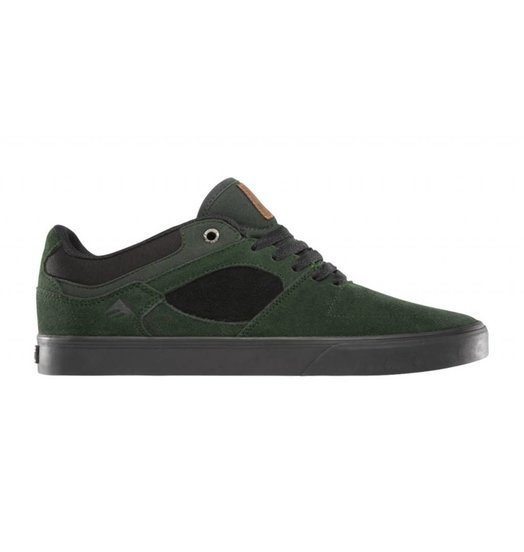 Emerica The HSU Low Vulc - Green/Black