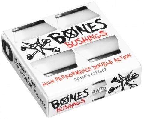 Bones Bones Hardcore Bushings Hard - White