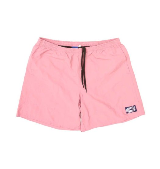 Quartersnacks Quartersnacks Swim Trunks - Rose