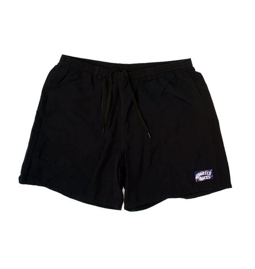 Quartersnacks Quartersnacks Swim Trunks - Black