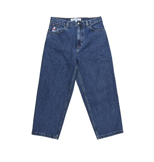 Polar Polar Big Boy Jeans - Dark Blue