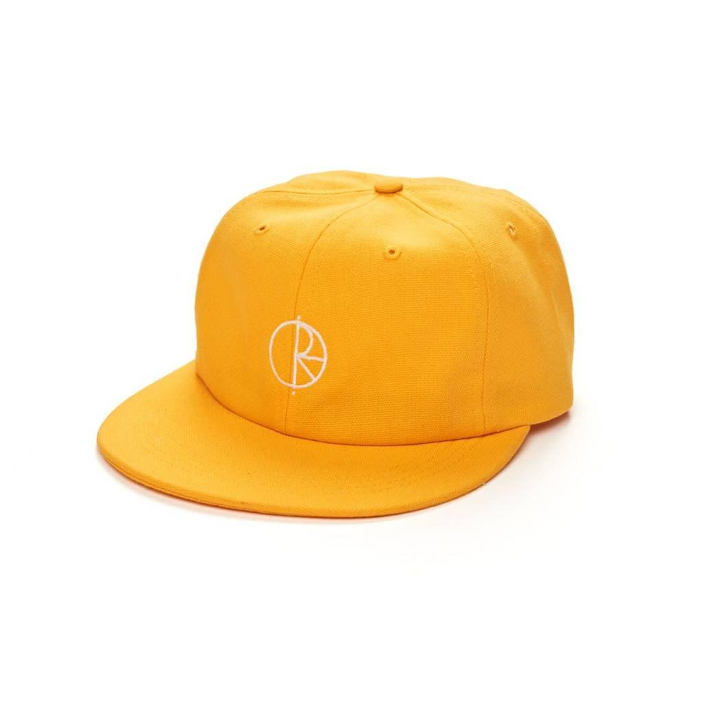 Polar Polar Canvas Cap - Yellow