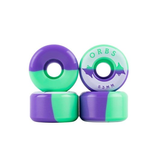 Welcome Welcome Orbs Spectres Wheels Mint/Lavender - 53