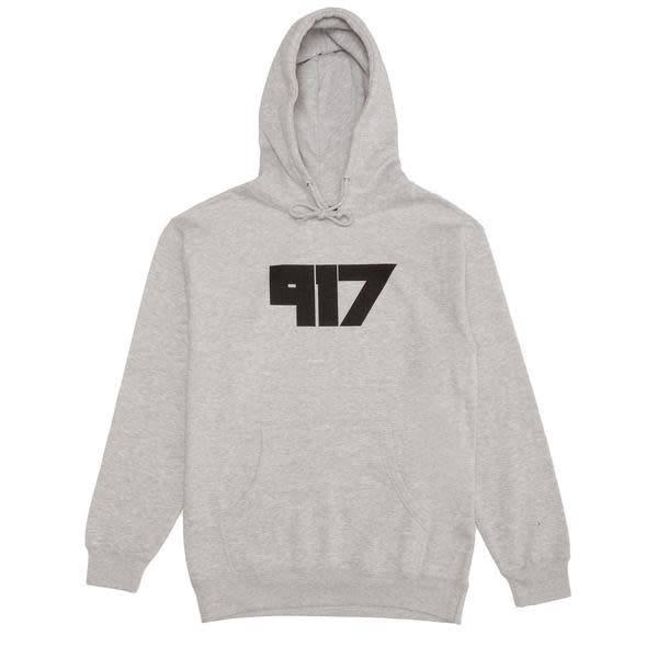 Call Me 917 Call Me 917 Jody Pullover Hoodie - Grey
