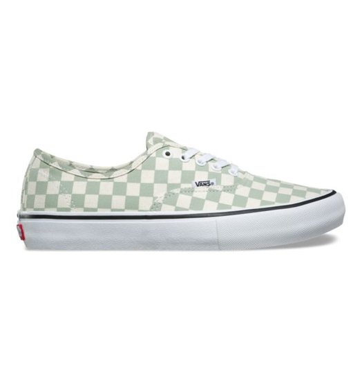 Vans Vans Authentic Pro - Checkerboard Desert Sage