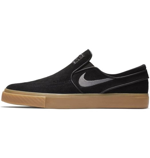 Nike Nike Janoski Slip - Black/Gunsmoke-Gum