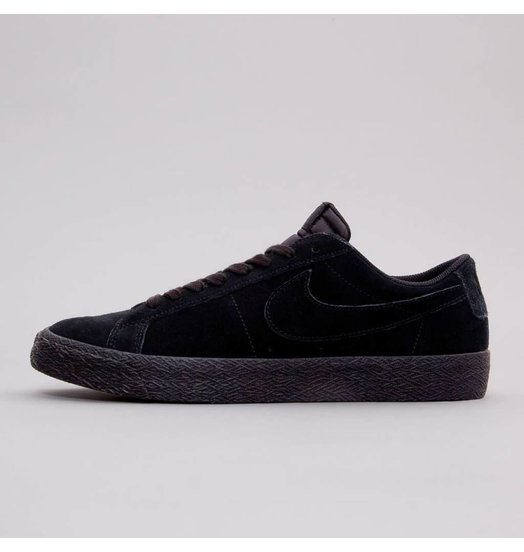 Nike Nike Blazer Low - Black/Gunsmoke