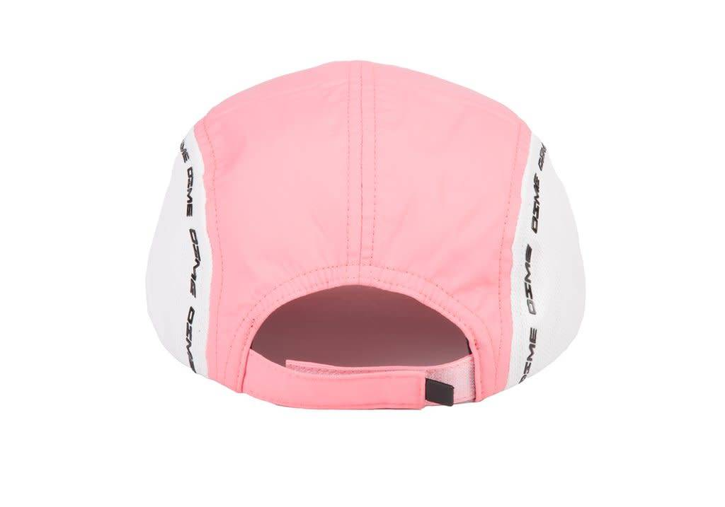 Dime Dime Turbo Hat - Pink & White