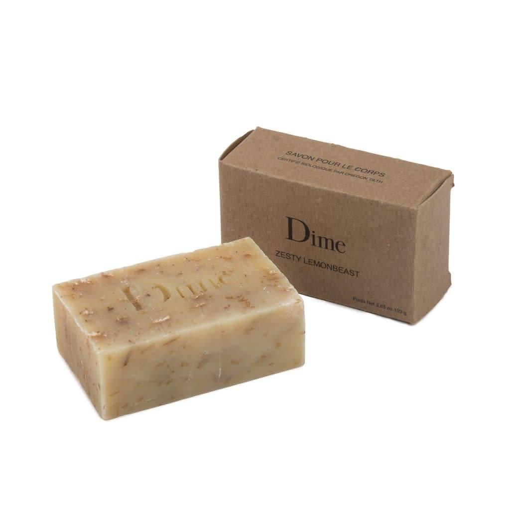 Dime Dime Soap - Zesty Lemonbeast