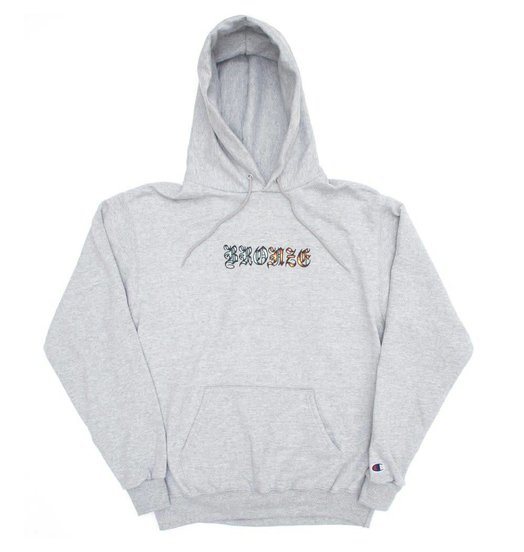 Bronze 56K Bronze 56K Icy Hot Hoodie - Heather Grey