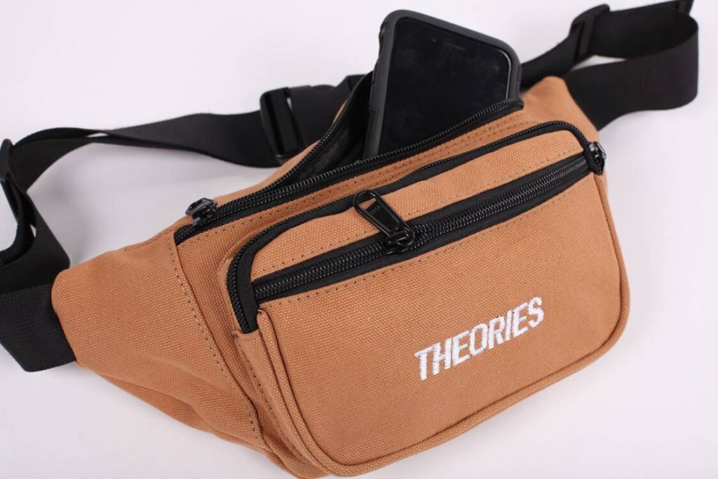 Theories Theories Stamp Day Pack - Brown