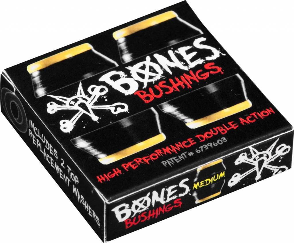 Bones Bones Hardcore Bushings Medium - Black