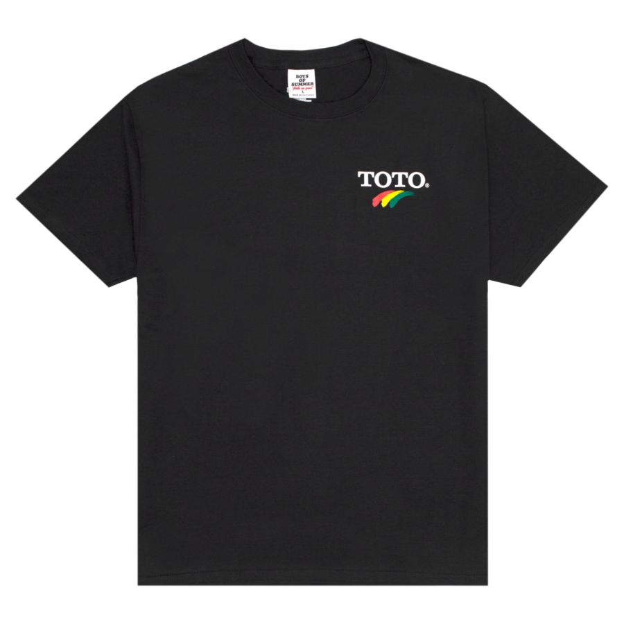 Boys Of Summer Boys Of Summer Toto Tee - Black