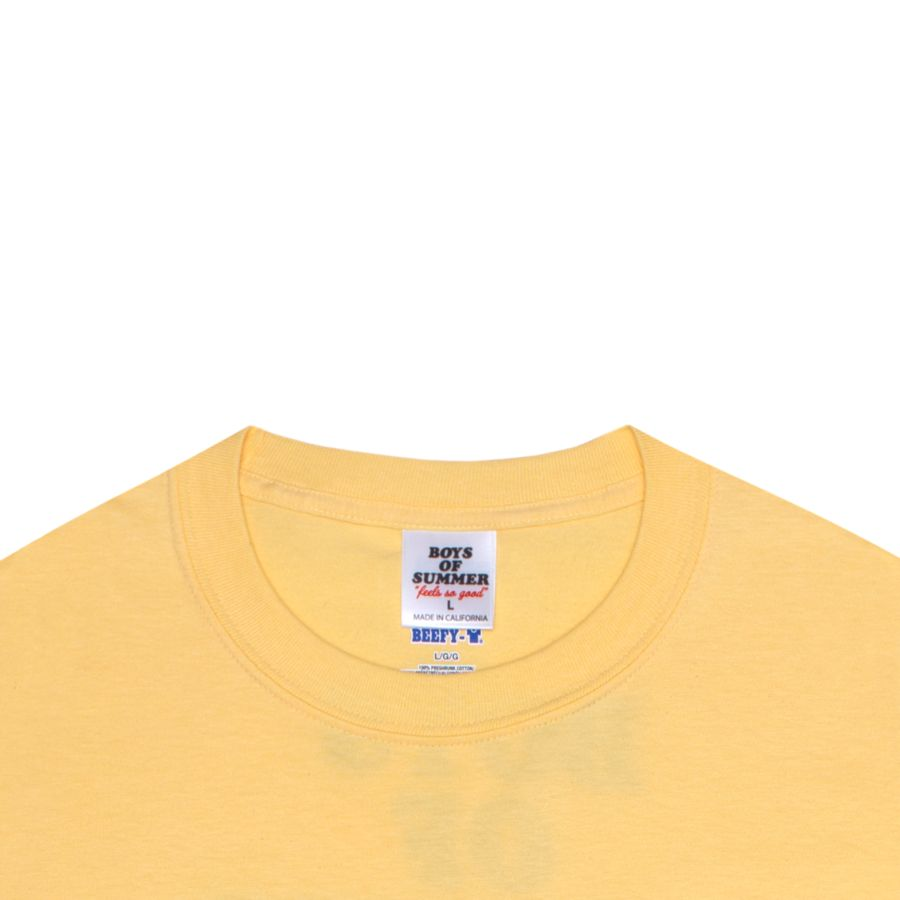 Boys Of Summer Boys Of Summer Grapes Tee - Daffodil