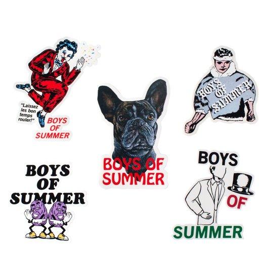 Boys Of Summer Boys Of Summer Sticker Pack