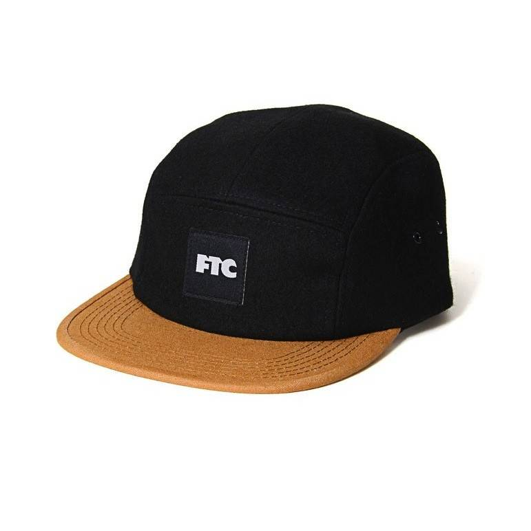 FTC FTC OG Camper Hat - Black/Copper