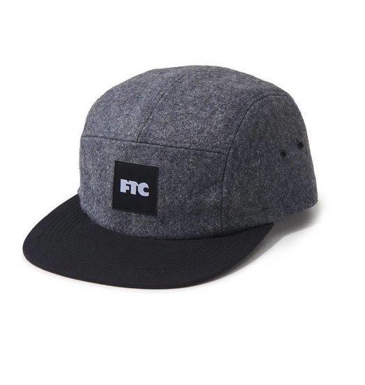 FTC FTC OG Camper Hat - Grey/Black