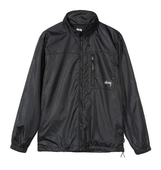 Stussy Stussy Micro Rip Jacket - Black