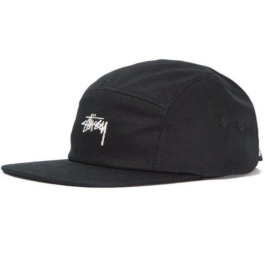 Stussy Stussy Stock Camp Cap - Black