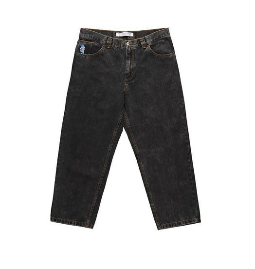 Polar Polar '93 Denim - Black