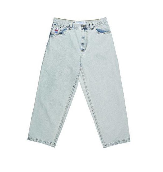 Polar Polar Big Boy Denim - Light Blue