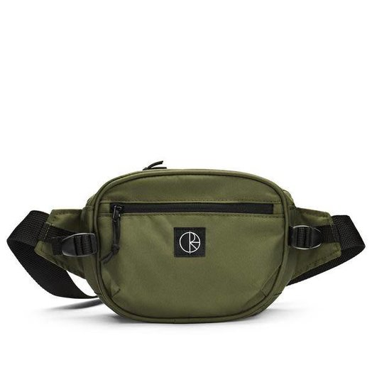 Polar Polar Cordura Hip Bag - Olive