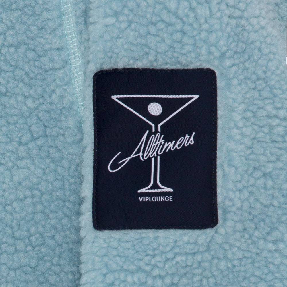 Alltimers Alltimers Cousins Fleece Pullover - Light Blue