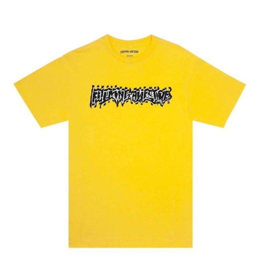 Fucking Awesome Fucking Awesome Shockwave Tee - Yellow