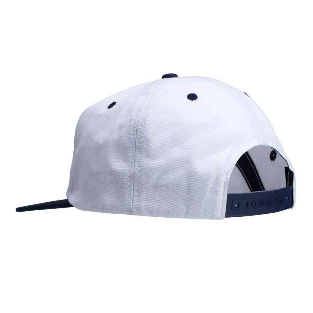 Hockey Hockey League Hat - White/Navy