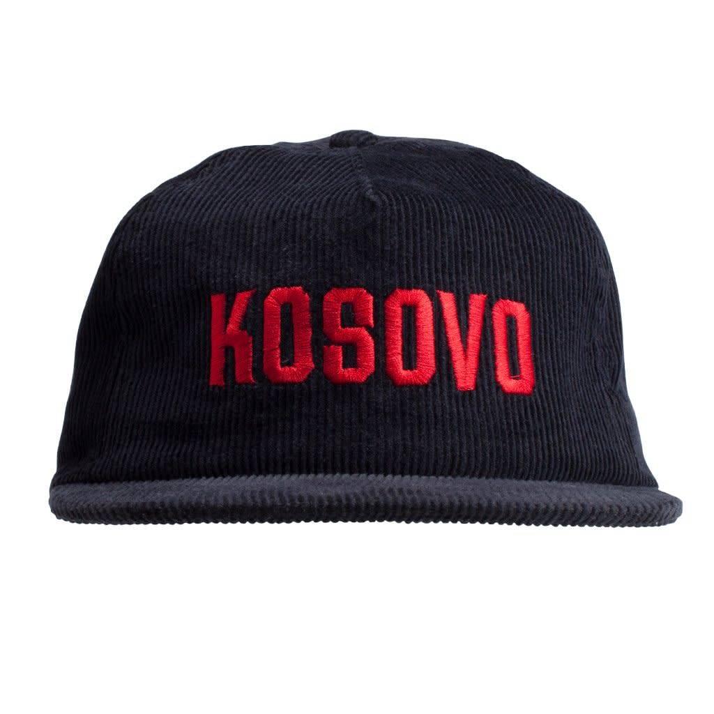 Hockey Hockey Kosovo Hat - Black