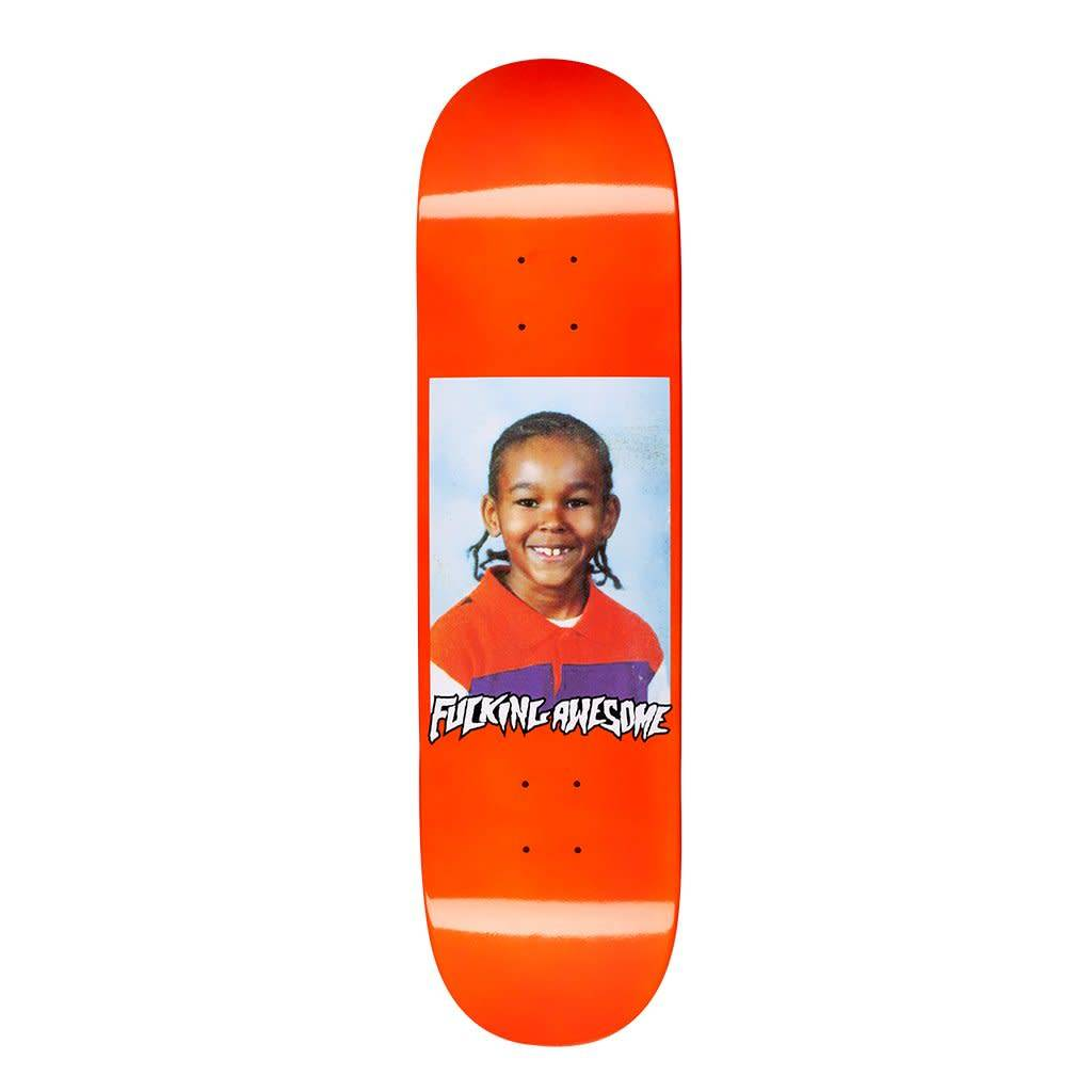 Fucking Awesome Fucking Awesome Nakel Class Photo Dipped Deck - 8.25