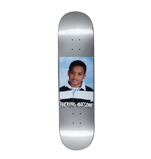 Fucking Awesome Fucking Awesome Tyshawn Class Photo Dipped Deck - 8.18