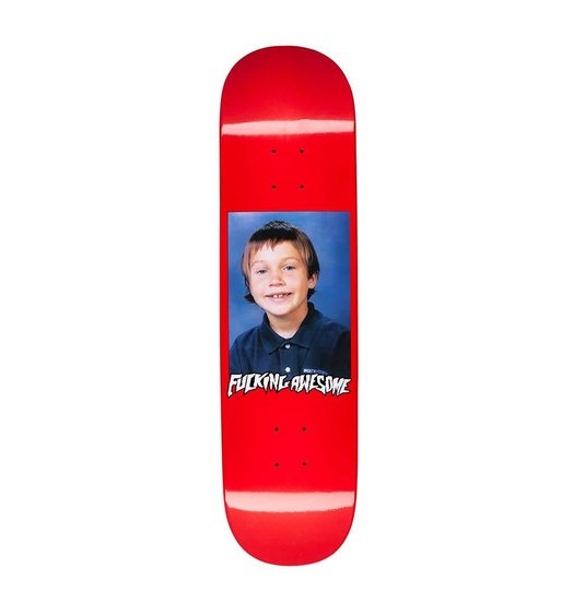 Fucking Awesome Fucking Awesome Elijah Class Photo Dipped Deck - 8.25