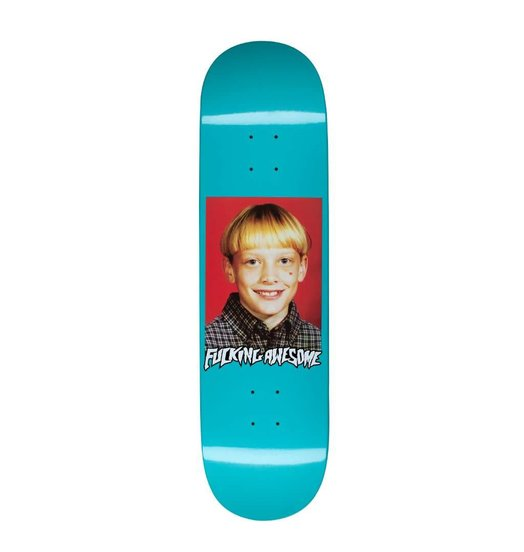 Fucking Awesome Fucking Awesome Terp Class Photo Dipped Deck - 8.5