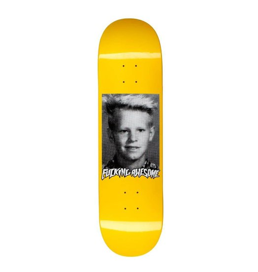 Fucking Awesome Fucking Awesome AVE Class Photo Dipped Deck - 8.38