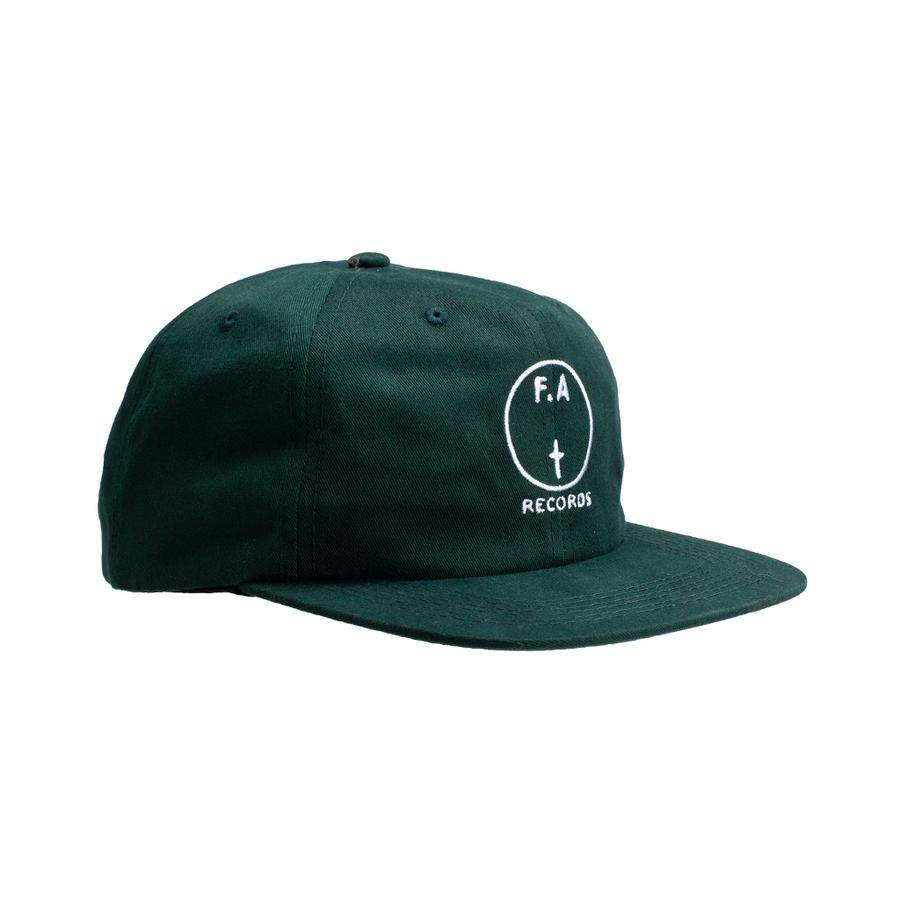 Fucking Awesome Fucking Awesome FA Records Hat - Green