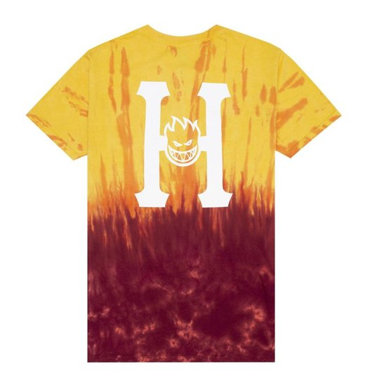 Spitfire Huf Spitfire Classic H S/S Tee - Red