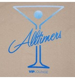 Alltimers Alltimers Puff Classic Logo Tee - Sand