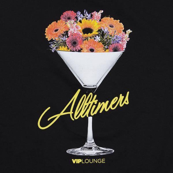 Alltimers Alltimers Bouqet Hoodie - Black
