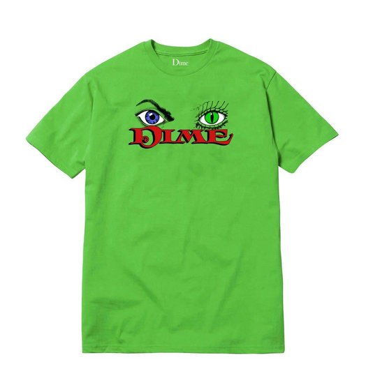 Dime Dime Morph Tee - Green