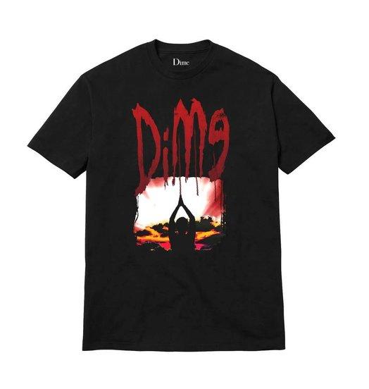Dime Dime Worship Tee - Black