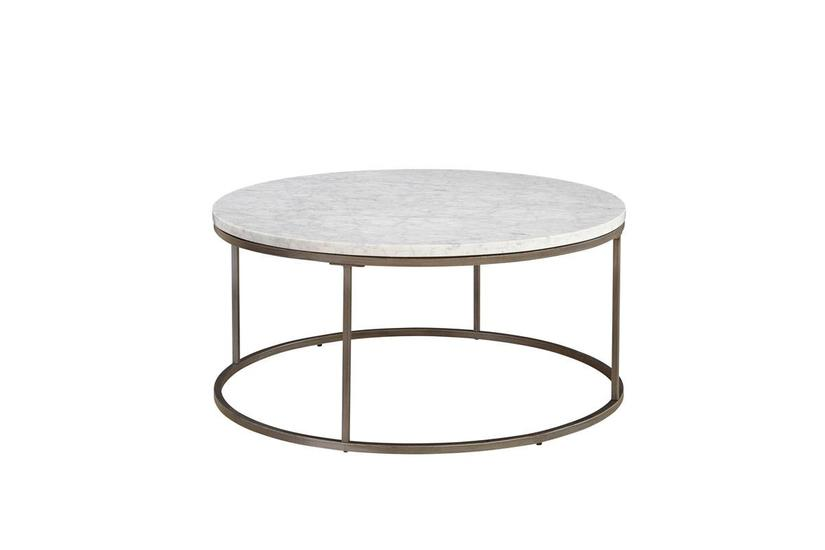 Julien Marble Table - Round