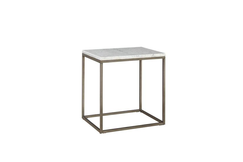 Julien Marble End Table
