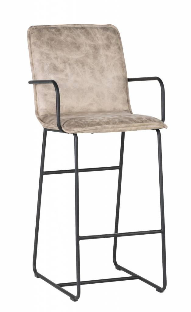 Wilson Counter Stool - Taupe