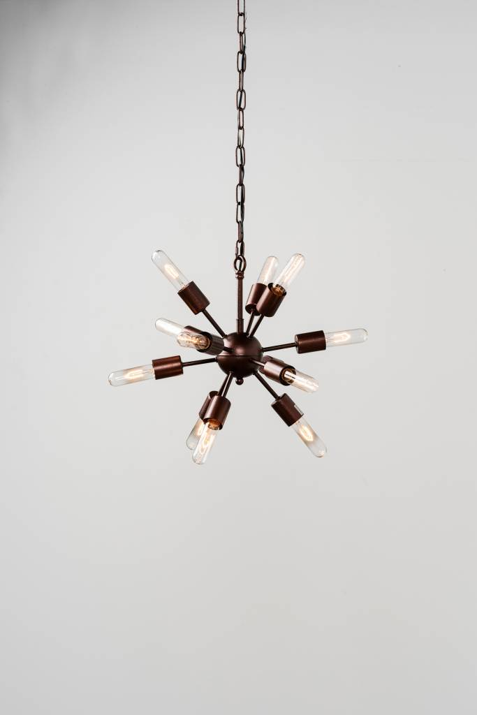 Alanya Starburst Chandelier - Small