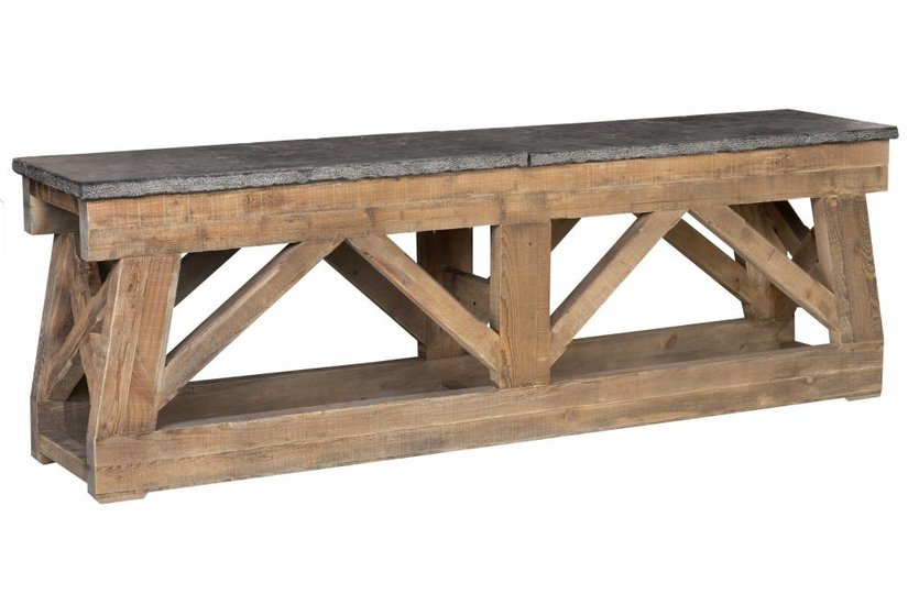 MARBELLA CONSOLE TABLE 100''