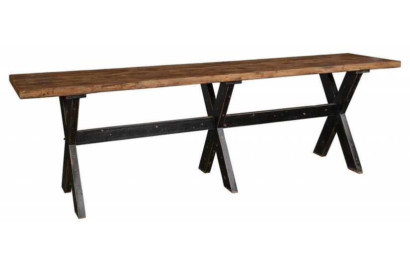Aurora Gathering Table - 118""