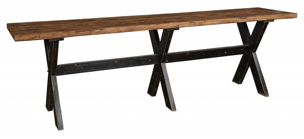 "Aurora Gathering Table - 118"""