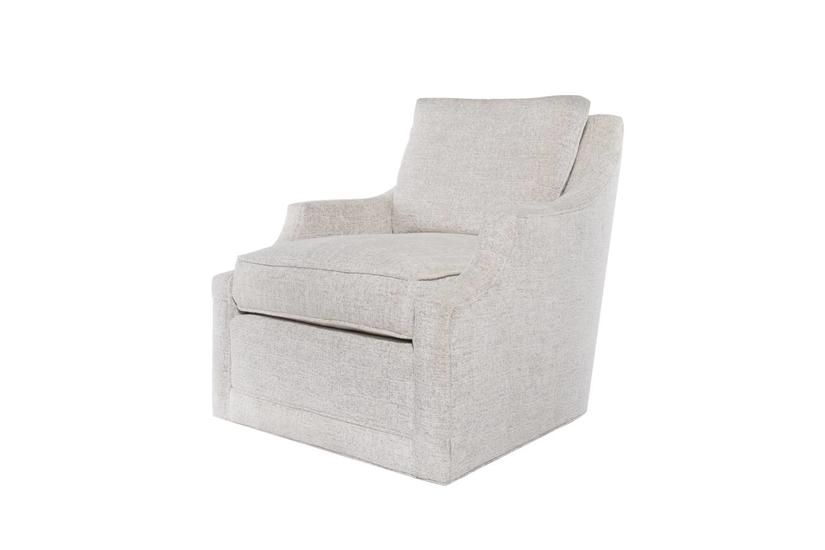 Renee Swivel Chair - Plushtone